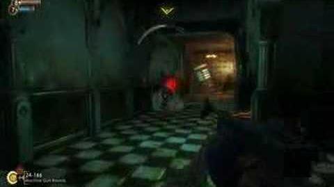 BioShock Bouncer Big Daddy