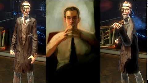 Dialogue (Bioshock 2 Minerva's Den)