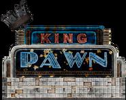 King Pawn Sign