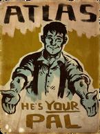 Atlas Propaganda Poster 01 DIFF