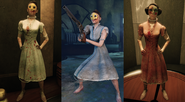 BaS Female Splicer Dress Colors