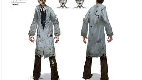 BioShock 2 Splicer Dialogue - Buttons (2 of 2)