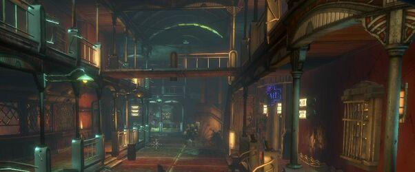 Siren alley