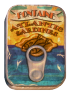 Fontaine Atlantic Sardines tin - Copy