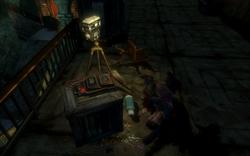 Paparazzi's Corpse