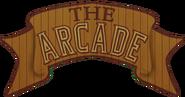 Arcade Sign Entrance