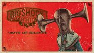 BioShock Infinite Boys of Silence Steam Traiding Card