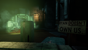 BI Welcome RyanSign
