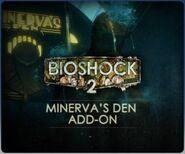 PS3 BioShock 2 - Minerva's Den Online Game Code