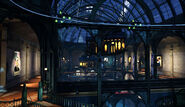 BioShock Infinite Removed Multiplayer Museum Level 2