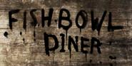 Cartello Fishbowl Diner