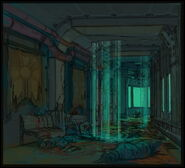 BioShock Rapture Color Lighting Study