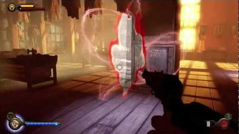 Bioshock Infinite Fortunate Son Easter Egg