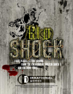 Original Bioshock Pitch Cover