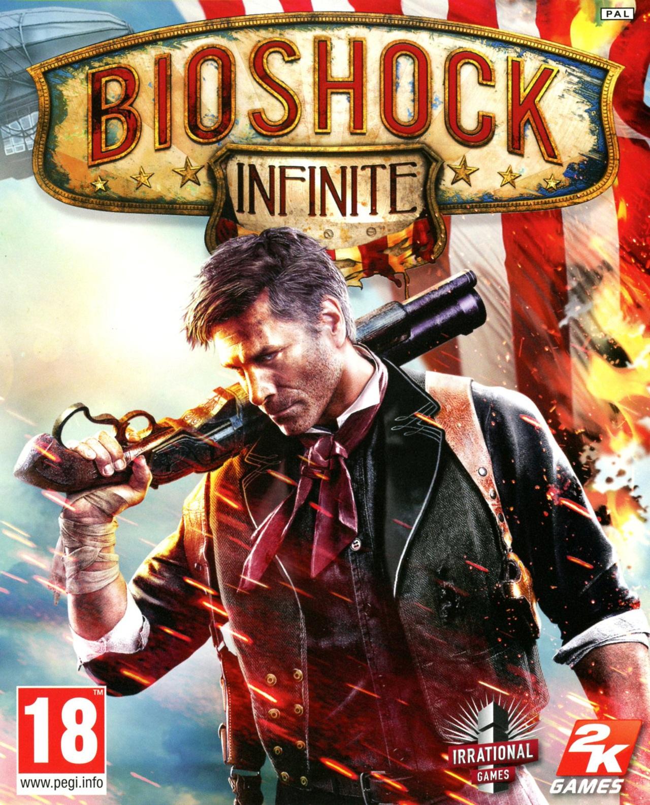 Bioshock infinite bioshock wiki fandom powered by wikia - Bioshock wikia ...