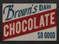 Brown's Dark Chocolate sign.png