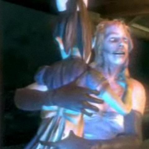Blanche capturando una <a href=