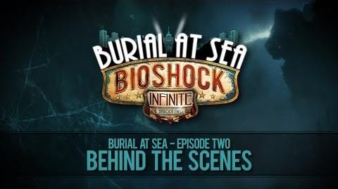 Behind the Scenes of Burial at Sea - Episode Two