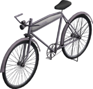 Bicycle Model Render