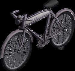 Bicycle Model Render