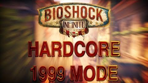 Bioshock Infinite How To Unlock Hardcore Mode