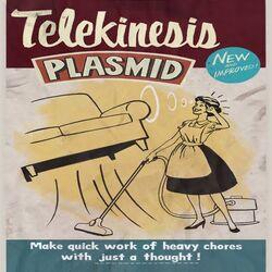 Plasmids Telekinesis 3