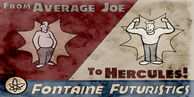 Fontaine Average Joe Hercules