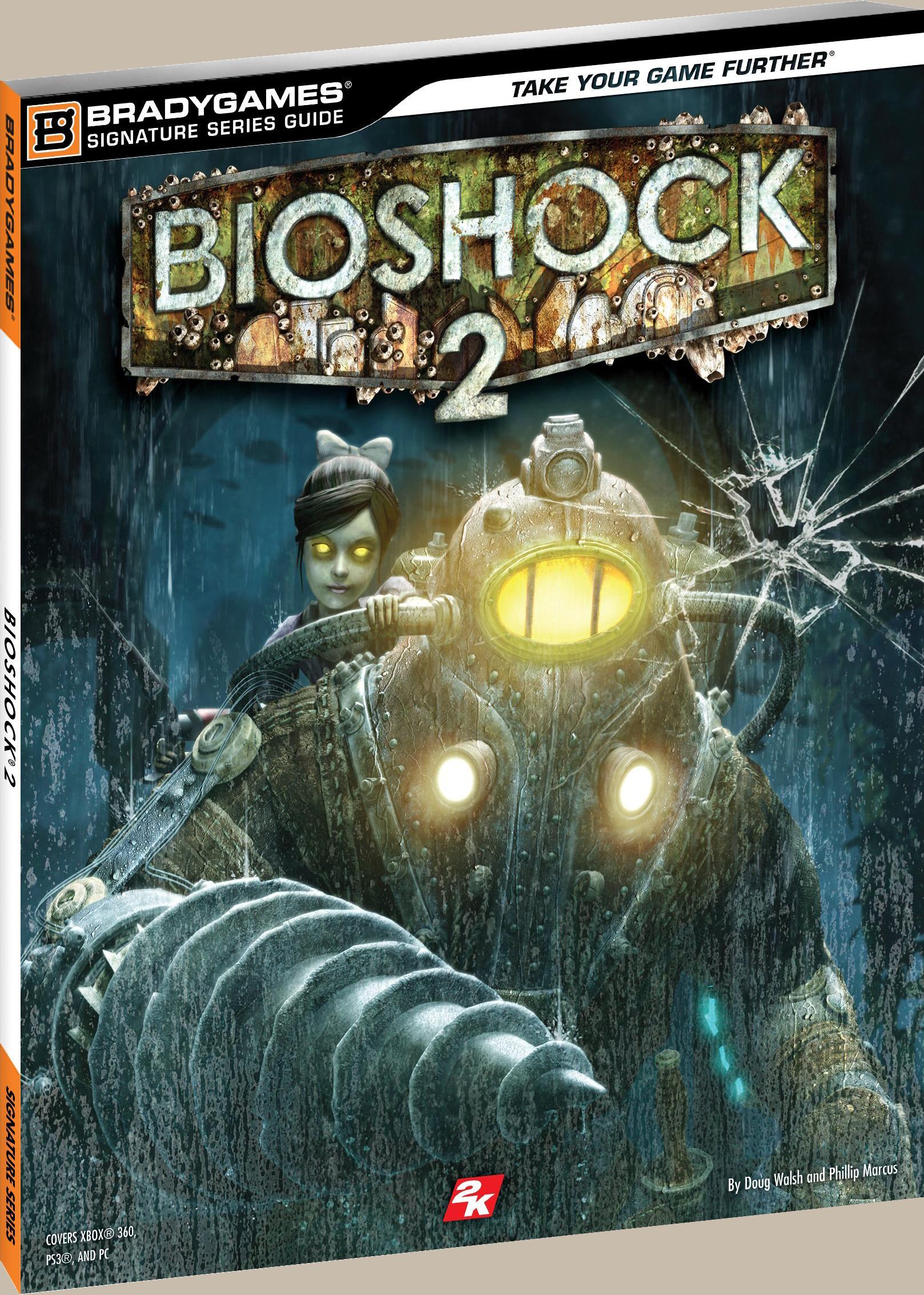 bioshock 2 signature series guide bioshock wiki fandom powered