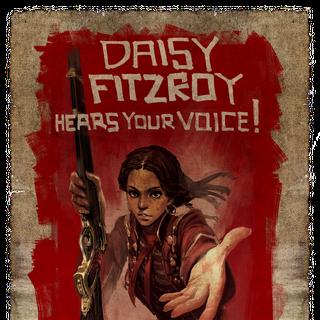 Daisy con cara agresiva, usada en <a href=