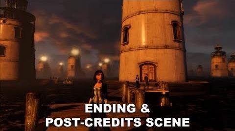 Bioshock Infinite - Ending & Post-Credits Scene (HD 1080p)