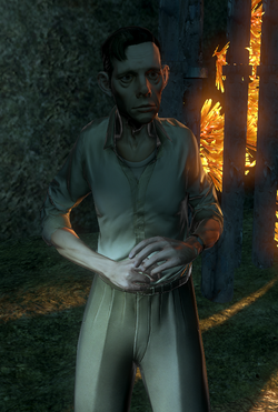 BioShock 2-Stanley Poole encountered in Dionysus Park f0371