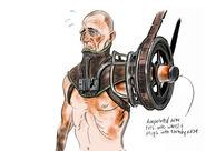 Fink Factory Worker Arm