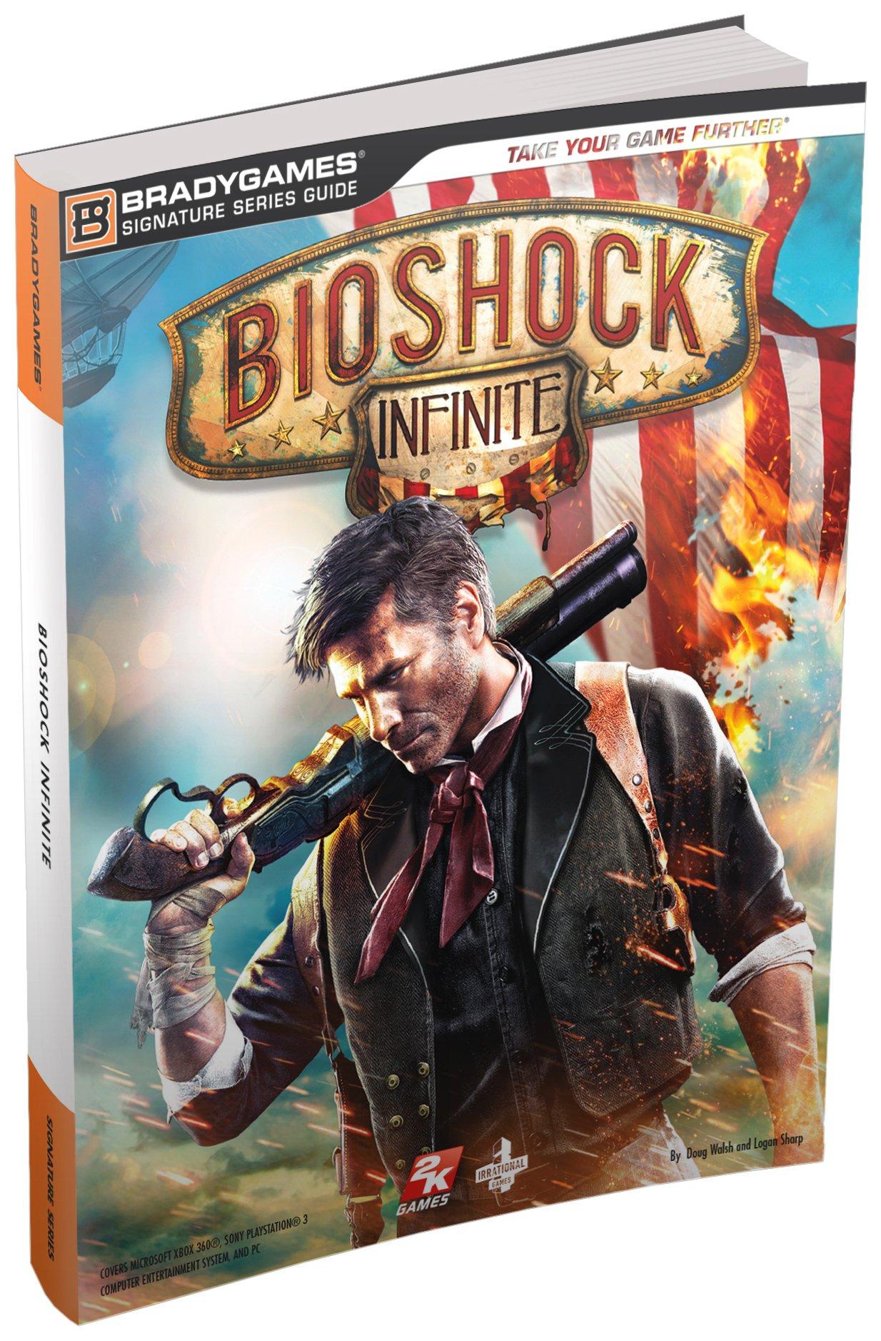 bioshock infinite signature series guide bioshock wiki fandom rh bioshock wikia com battletech computer game guide computer game giveaway