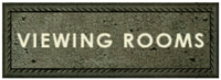 Viewing Rooms sign