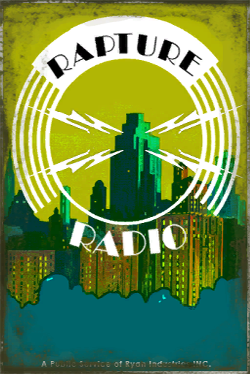 Poster Rapture Radio