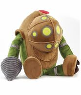 Big Daddy Bouncer Plush