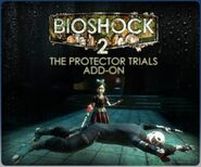 PS3 BioShock 2 Protector Trials Online Game Code