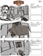 BioShock Infinite Early Battleship Bay Storyboards 6