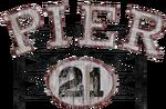 Pier 21 sign