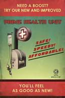 Prime Health Unit Poster