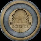 Science Medallion
