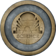 Science Medallion