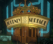 Journey to the surface