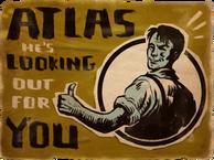 Atlas Propaganda Poster 02 DIFF