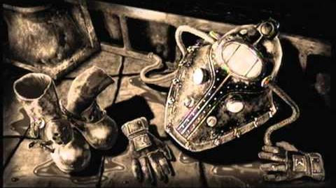 Bioshock 2 Easter Egg Minerva´s Den