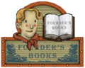 Founders Books sign.png