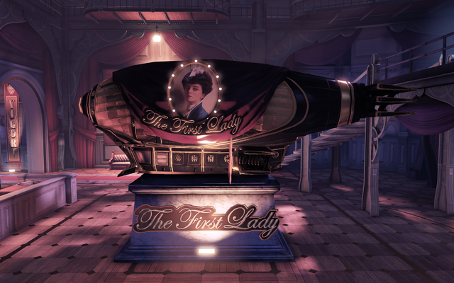 File:BioShock Infinite - Soldier's Field - First Lady's Aerodrome - The First Lady Airship Model-side right f0784.png