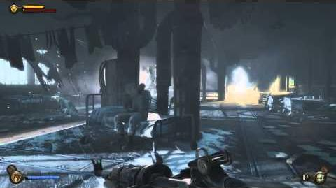 Bioshock Infinite - Enemie - Boy of Silence