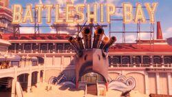 BioI Battleship Bay Gift Shop Entrance