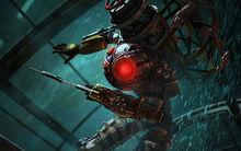 Games Video game Bioshok 046693